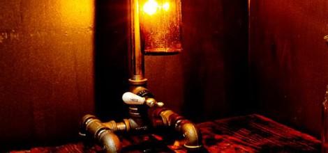 wine alcove lamp